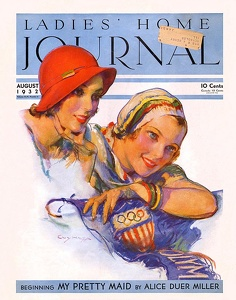 Ladies' Home Journal 1932-08