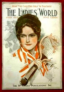 Ladies' World 1912-07