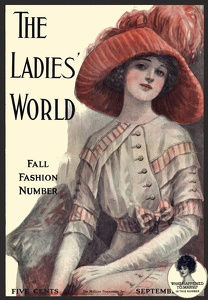 Ladies' World 1912-09