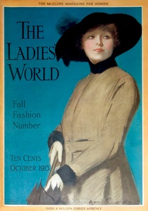 Ladies' World 1915-10