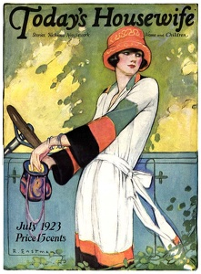 Today's Housewife 1923-07