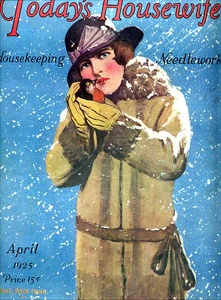 Today's Housewife 1925-04