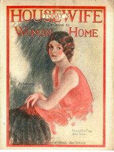 Today's Housewife 1927-02