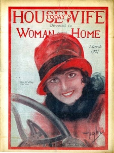 Today's Housewife 1927-03