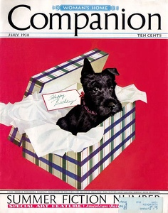 Woman's Home Companion 1938-07