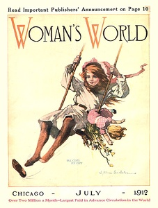 Woman's World 1912-07