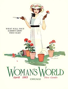 Woman's World 1915-04