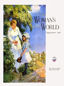 Woman's World 1917-09