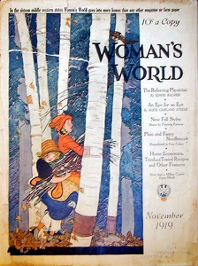 Woman's World 1919-11