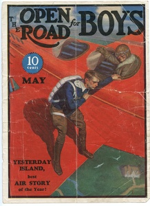Open Road for Boys 1930-05