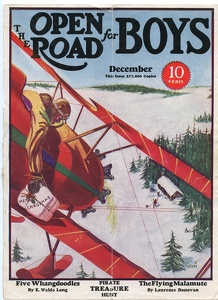 Open Road for Boys 1930-12