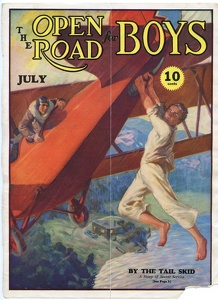 Open Road for Boys 1931-07