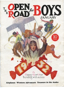 Open Road for Boys 1932-01
