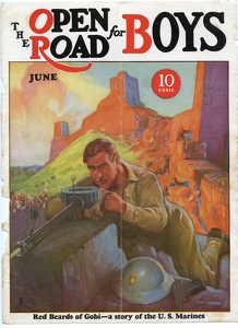 Open Road for Boys 1932-06