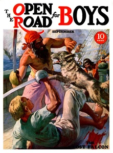 Open Road for Boys 1932-09
