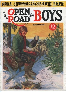 Open Road for Boys 1932-12