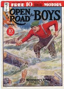 Open Road for Boys 1933-04