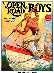Open Road for Boys 1935-09