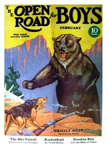 Open Road for Boys 1936-02