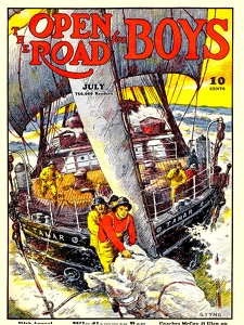 Open Road for Boys 1937-07