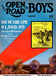 Open Road for Boys 1938-03