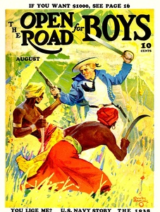 Open Road for Boys 1938-08