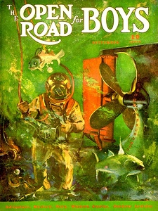 Open Road for Boys 1939-09