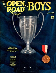 Open Road for Boys 1940-07