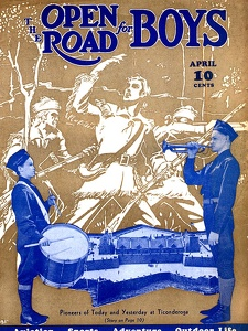 Open Road for Boys 1941-04