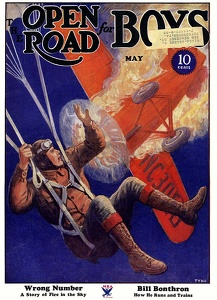 Open Road for Boys 1934-05