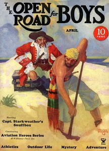 Open Road for Boys 1935-04