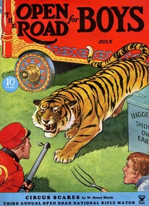 Open Road for Boys 1935-07