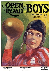 Open Road for Boys 1936-11