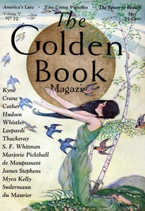Golden Book 1927-05