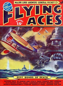 Flying Aces 1938-08