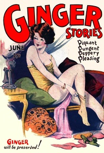 Ginger Stories 1929-06