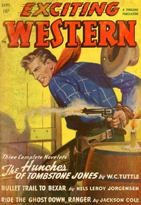 Exciting Western 1948-09