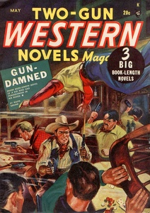 Two Gun Western Novels