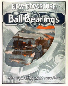 New Departure Ball Bearings -1920A