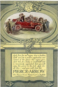 Pierce-Arrow Cars -1912A