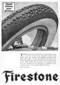 Firestone Tires -1920A