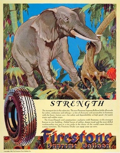 Firestone Tires -1930A