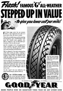 Goodyear Tires -1939A