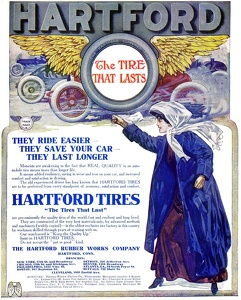 Hartford Tires -1909A