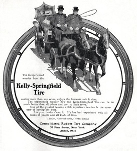 Kelly-Springfield Tires -1906A