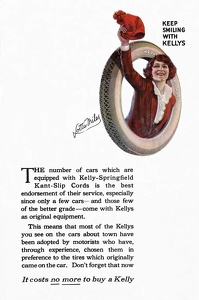 Kelly-Springfield Tires -1923A
