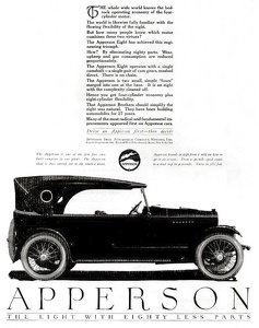 Apperson Cars -1920A