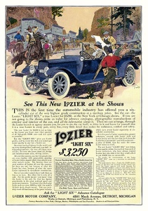 Lozier Cars -1913A