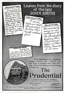 Prudential Insurance Company -1906A