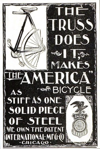International Bicycles -1896